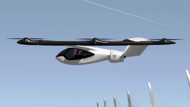 VoloConnect new urban air mobility aircraft (7)