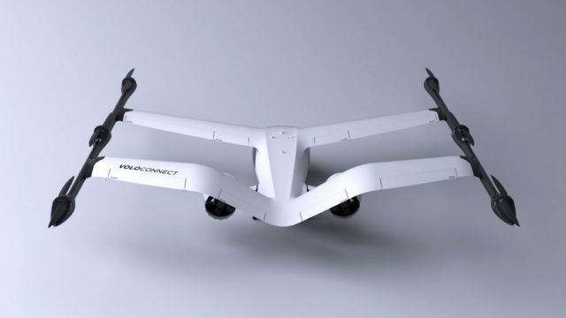 VoloConnect new urban air mobility aircraft (3)