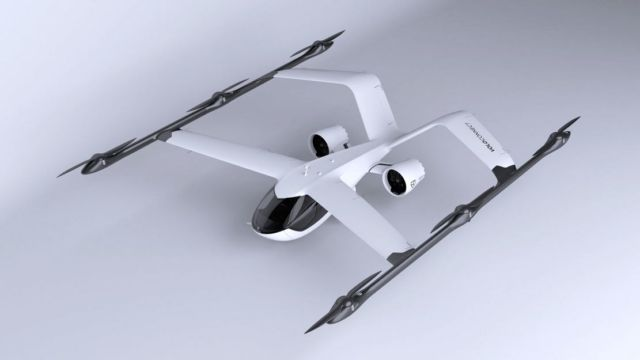 VoloConnect new urban air mobility aircraft (2)