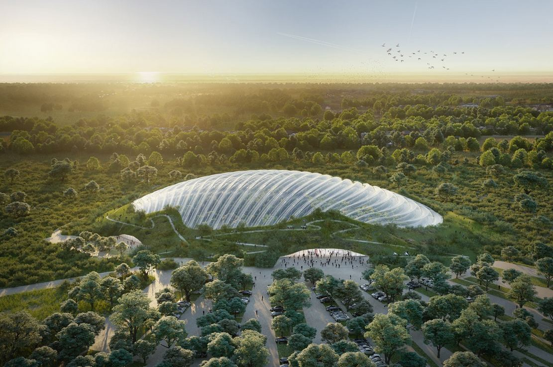 World's Biggest Greenhouse (8)