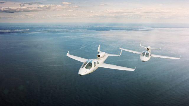 World's Fastest Single-Engine Business Jet