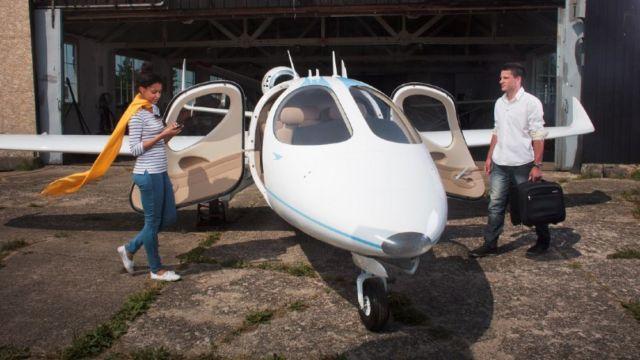 World's Fastest Single-Engine Business Jet (5)