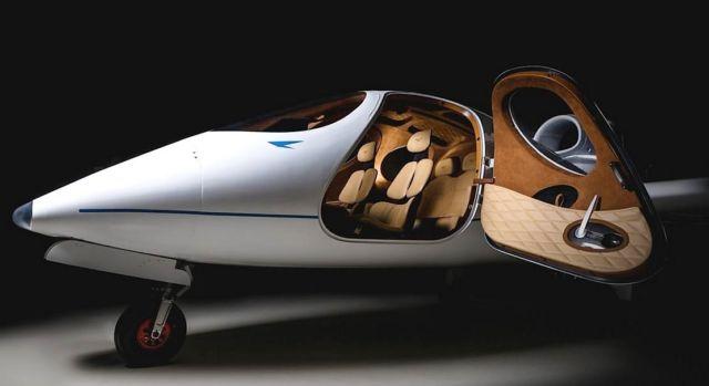 World's Fastest Single-Engine Business Jet (2)