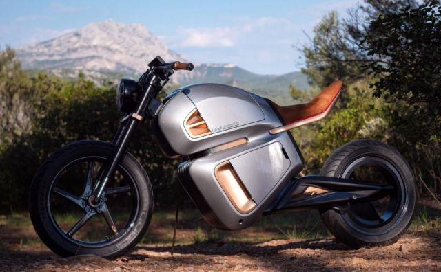 World's first Hybrid Ultracapacitor e-bike