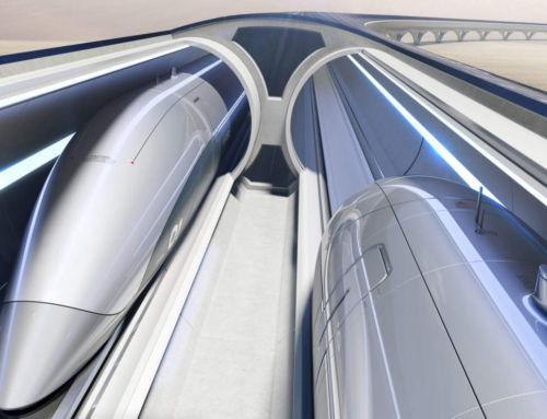 Ζaha Ηadid Αrchitects partners with Ηyperloop Ιtalia