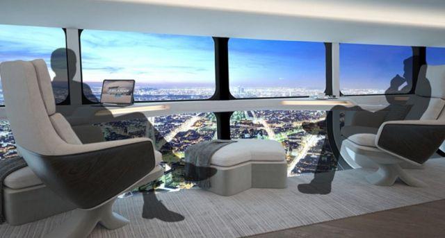 Airlander 10's spacious cabin (4)