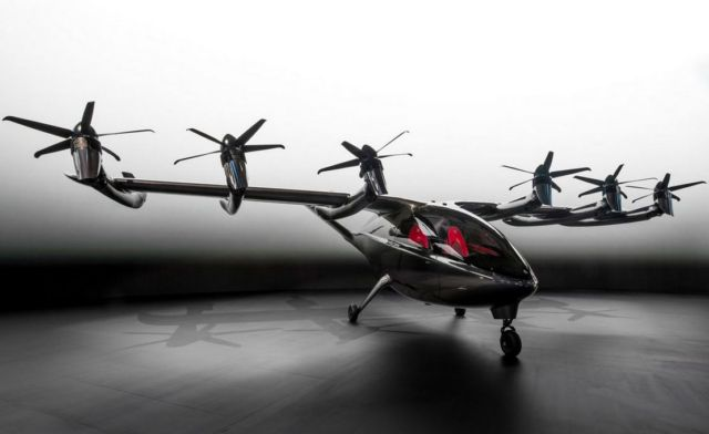 Archer unveils Maker Flying Taxi