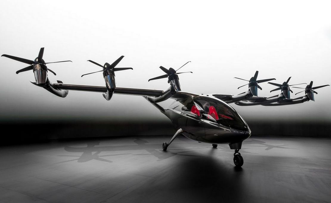 Archer unveils Maker Flying Taxi (7)