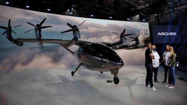 Archer unveils Maker Flying Taxi (6)