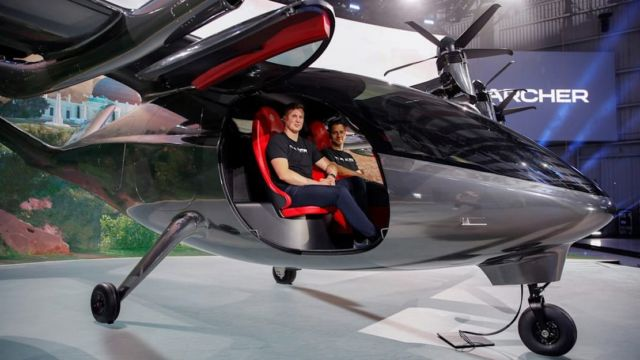 Archer unveils Maker Flying Taxi (5)