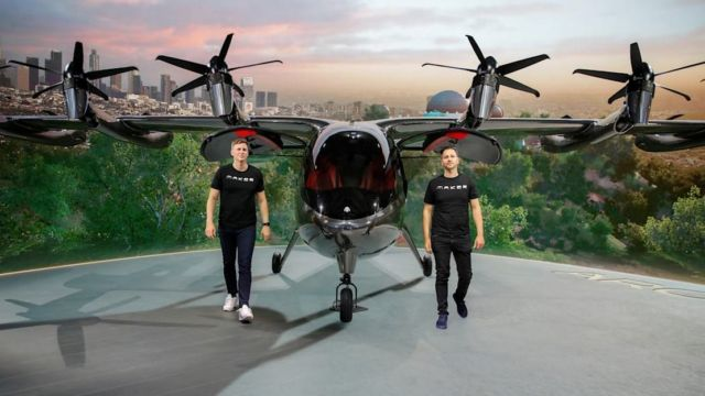 Archer unveils Maker Flying Taxi (4)