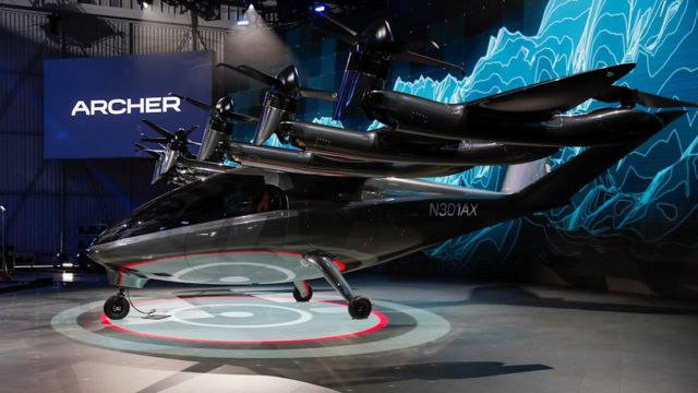 Archer unveils Maker Flying Taxi (3)