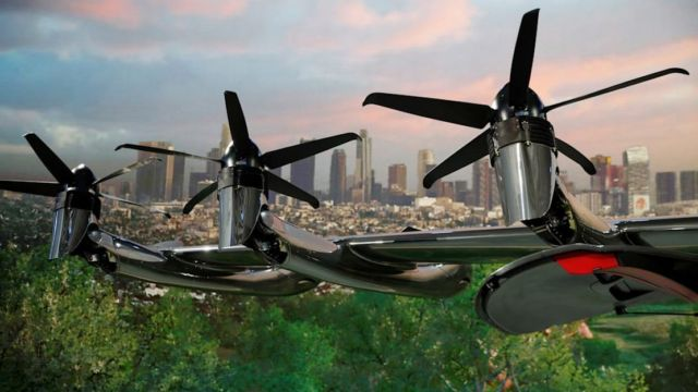 Archer unveils Maker Flying Taxi (2)