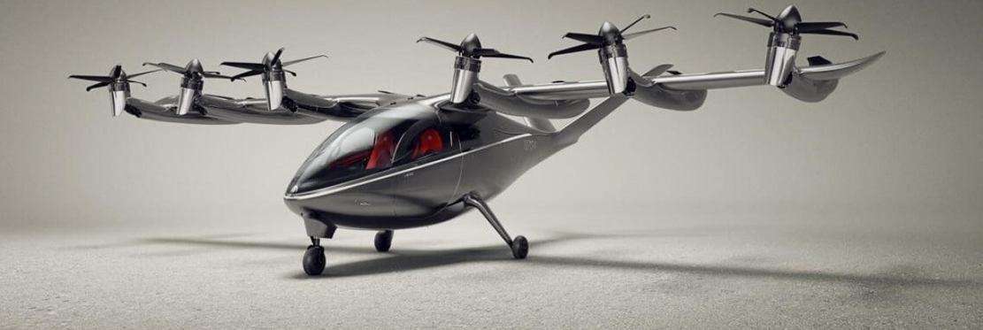 Archer unveils Maker Flying Taxi (1)