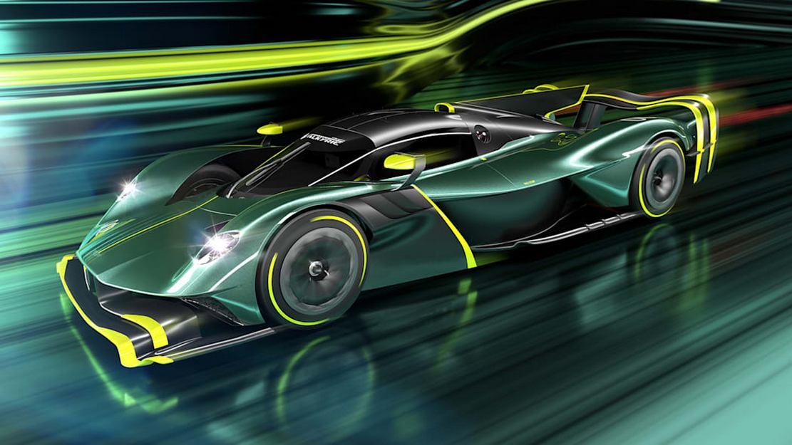 Aston Martin Valkyrie AMR Pro (7)