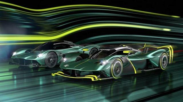 Aston Martin Valkyrie AMR Pro (4)