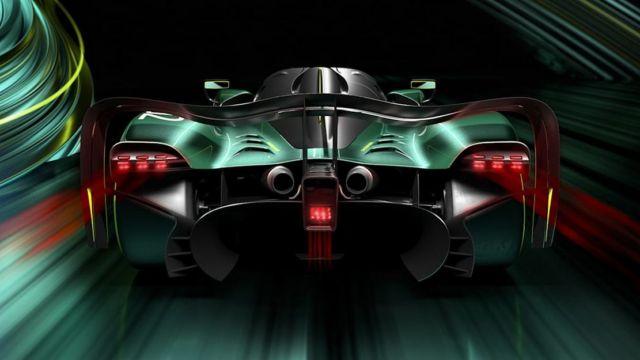 Aston Martin Valkyrie AMR Pro (2)