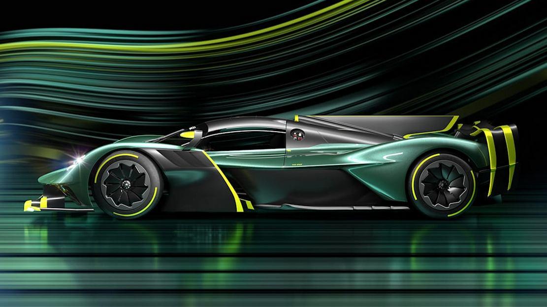 Aston Martin Valkyrie AMR Pro (1)