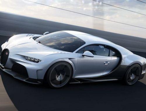 Bugatti Chiron Super Sport Coupe