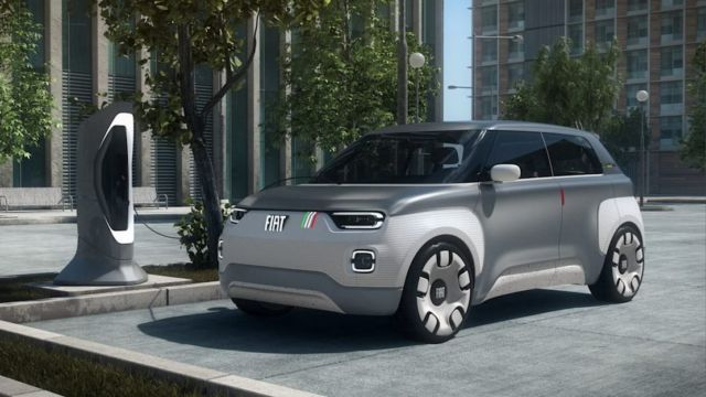 Fiat to go Fully Electric by 2030