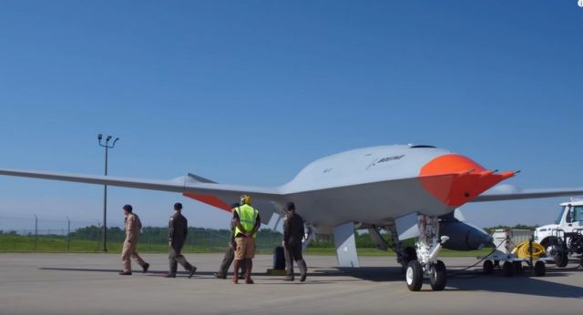 First Unmanned Aircraft to Refuel Another Aircraft (2)