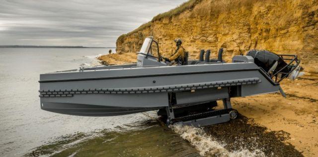 Iguana world's fastest Amphibious boat (2)