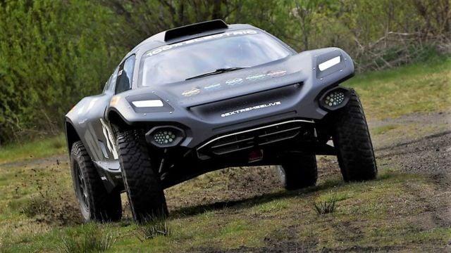 McLaren Racing to enter Extreme E SUV