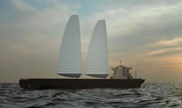 Michelin's inflatable sails (2)