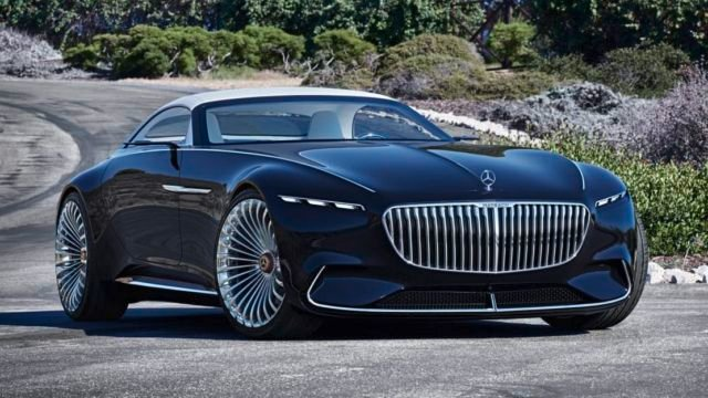 New Batman will roll in the Mercedes-Maybach 6 (8)