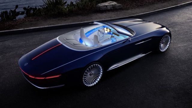 New Batman will roll in the Mercedes-Maybach 6 (5)