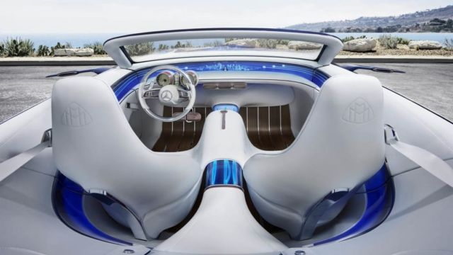New Batman will roll in the Mercedes-Maybach 6 (2)