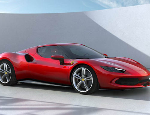 New Ferrari 296 GTB hybrid