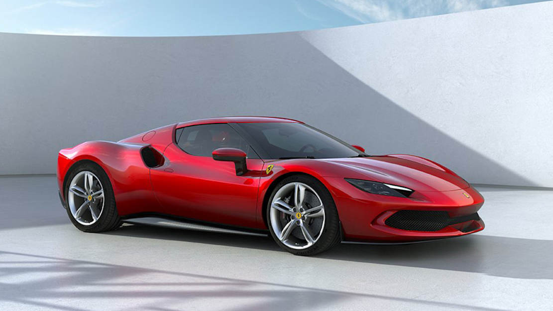 New Ferrari 296 GTB hybrid (13)