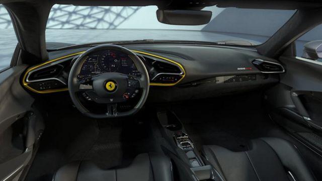 New Ferrari 296 GTB hybrid (4)