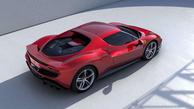New Ferrari 296 GTB hybrid (12)