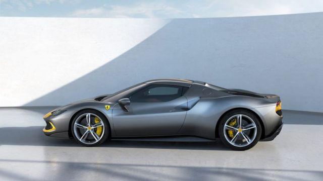 New Ferrari 296 GTB hybrid (10)