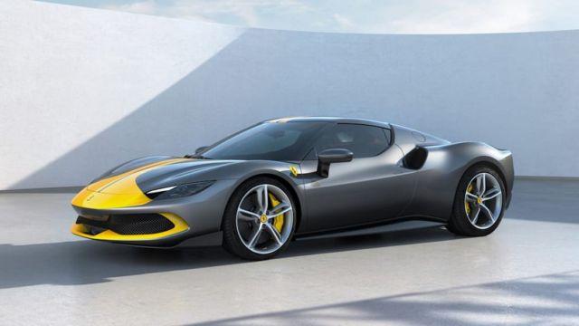 New Ferrari 296 GTB hybrid (8)