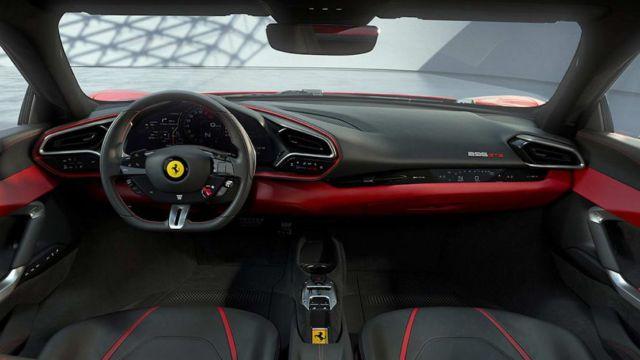 New Ferrari 296 GTB hybrid (7)