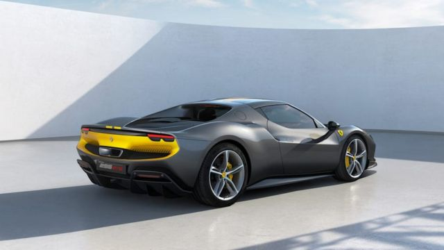 New Ferrari 296 GTB hybrid (6)