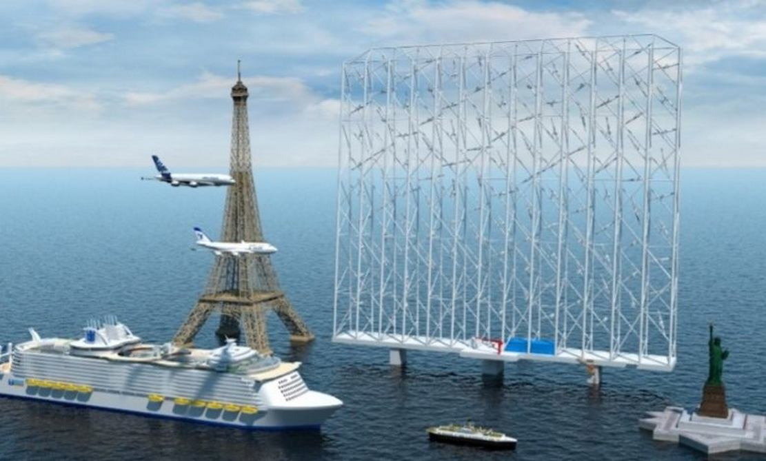New Floating Offshore Wind technology