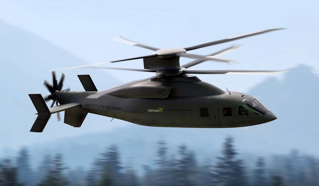 Next Gen Helicopter to replace the Blackhawk (4)