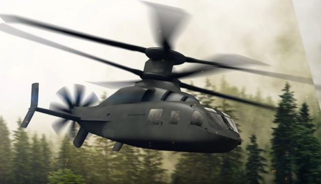 Next Gen Helicopter to replace the Blackhawk (3)