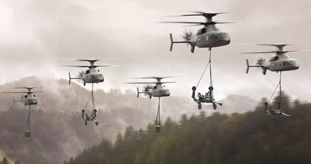 Next Gen Helicopter to replace the Blackhawk (2)