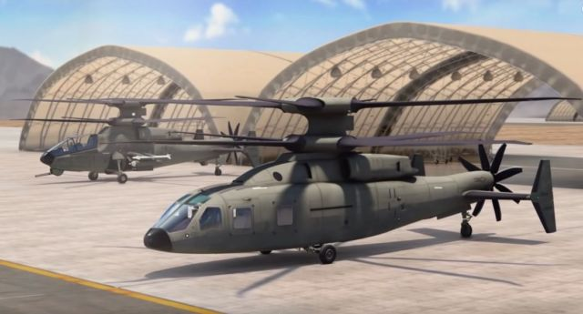 Next Gen Helicopter to replace the Blackhawk (1)