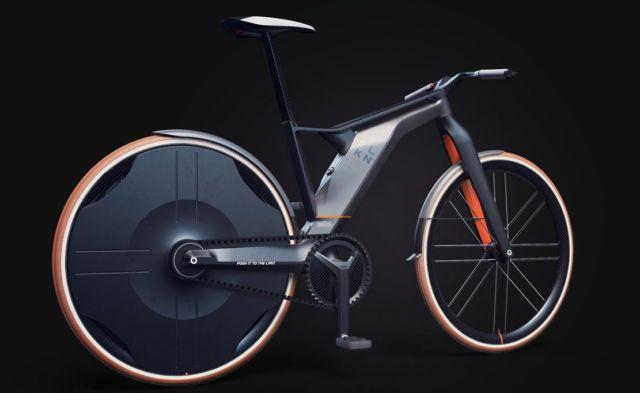 Pelikan Modular Bike