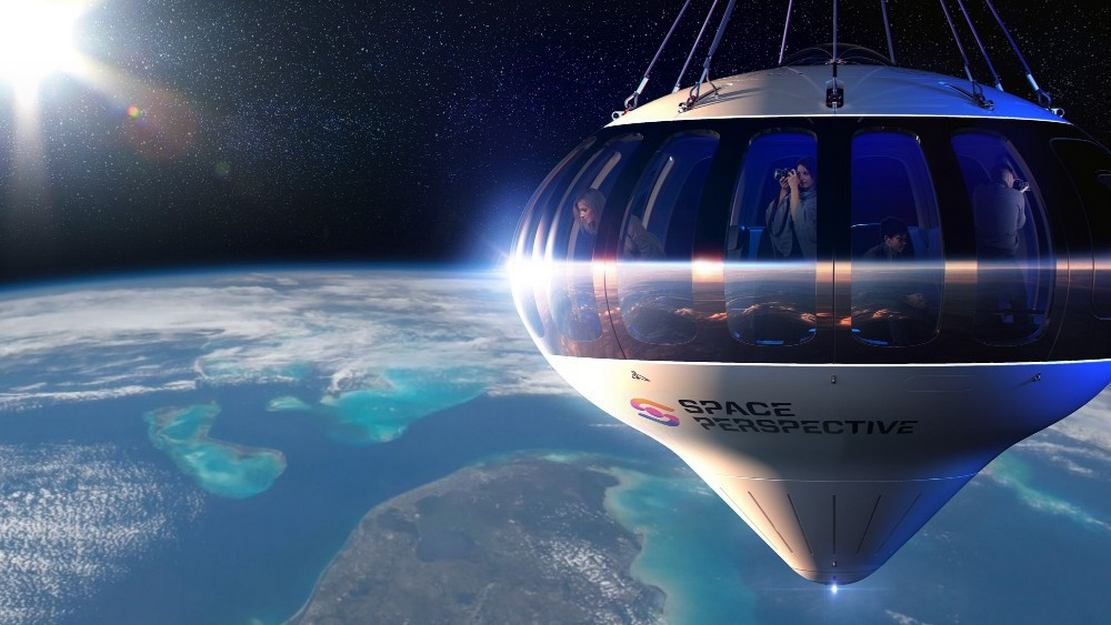 Space Perspective passengers balloon (4)