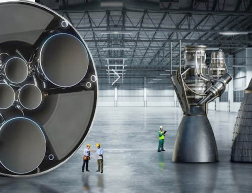 SpaceX amazing new Raptor Engines