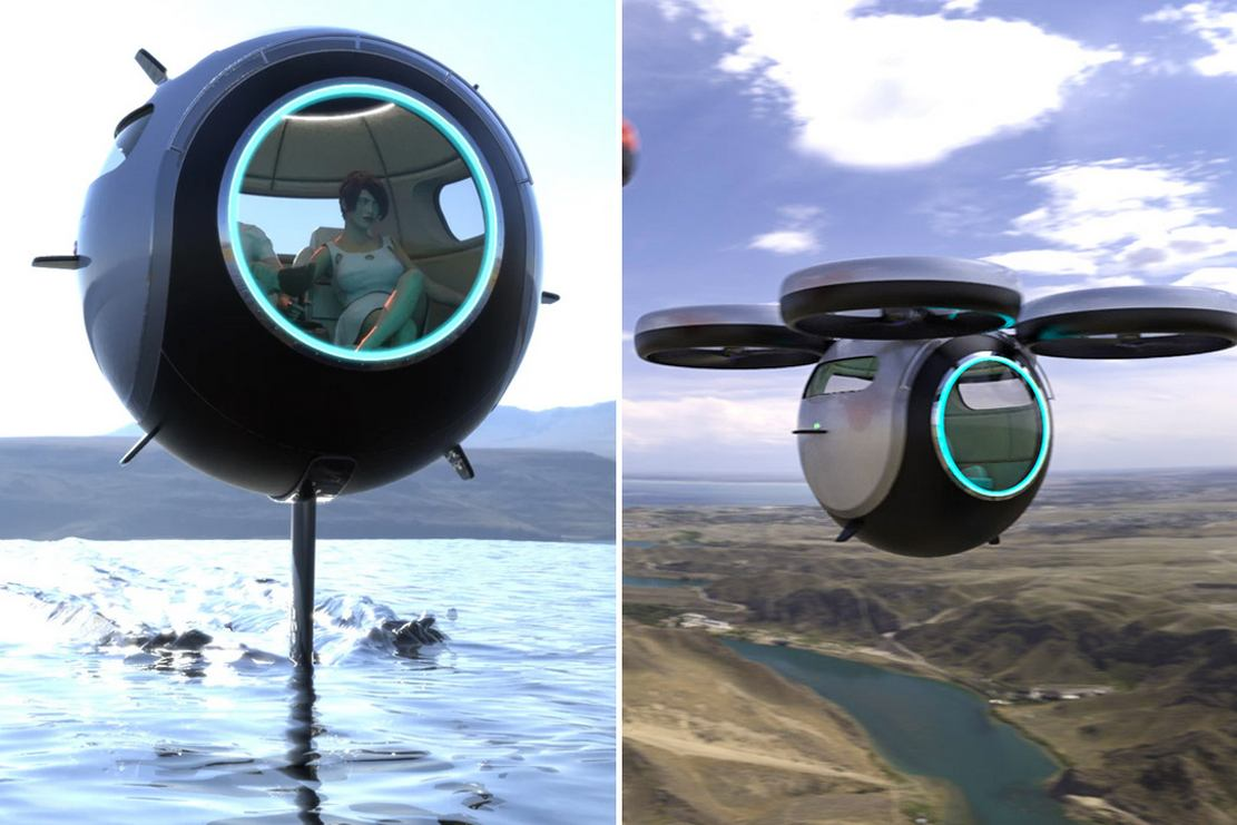 Stratosfera can move on Water, Land and Sky (7)