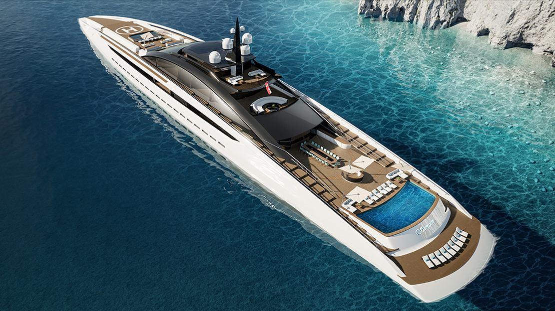Sunrise 443-Foot Gigayacht concept (11)