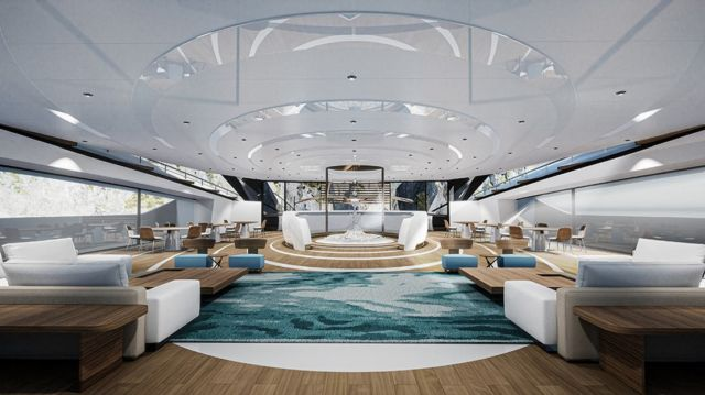 Sunrise 443-Foot Gigayacht concept (7)